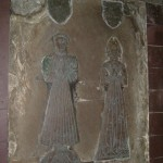 St Mary's brass